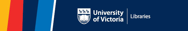UVic Libraries Header